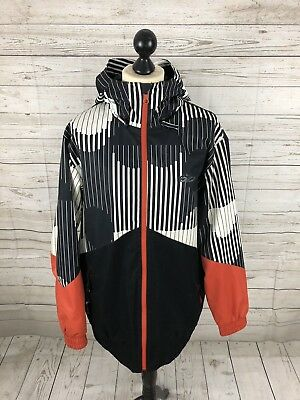 68922dced1f7 NIKE 6.0 SKi Jacket - Large - Black - Quilted - Good Condition - Men s