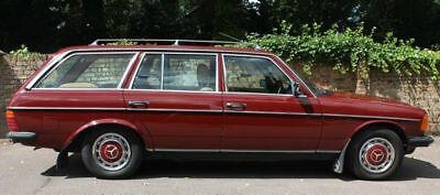 1983 Mercedes 200 T Estate  - Great condition