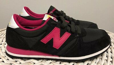 964fcbe44cd40 NEW BALANCE 420 Size 4 Grey/Pink - EUR 17,37 | PicClick FR