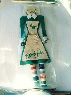 Beverly Hilton Hotel Collectible Item Beverly Hills CA Room Maid