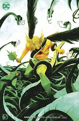 Hawkman #6 Dc 2018 Variant Cover Stock Image