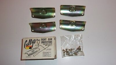 Vintage Cully Boat Oar Protectors Kit - NOS