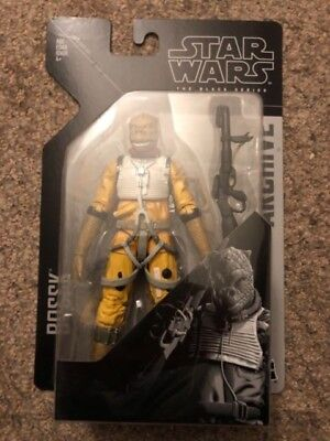 "2019 Star Wars Black Series Archive BOSSK Action Figure 6"" Inch"