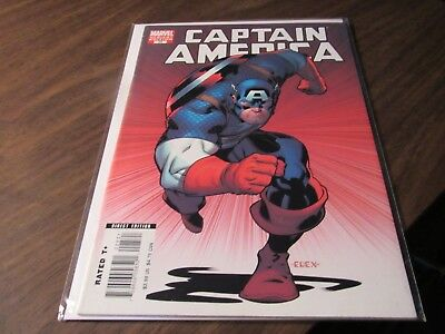Captain America #25 Variant Cover Death of Captain America Avengers Comic KEY