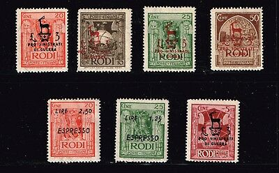 Italy Stamp  Mh/og Stamps Collection Lot  #10