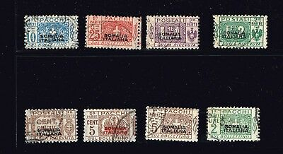 ITALY STAMP  Used STAMPS COLLECTION LOT  #14