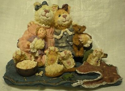 """Boyds Bears and Friends resin """"A best friend is sister..."""" #371011"""