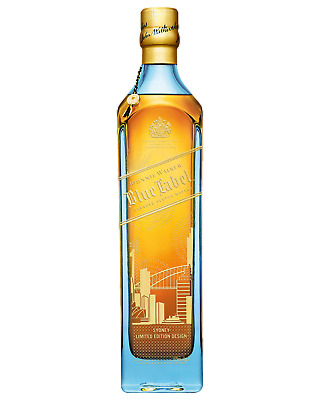 Johnnie Walker Blue Label Scotch Whisky Cities Edition 700mL bottle