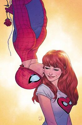 Love Romances #1 Dauterman Young Guns Variant Spider-Man Mary Jane Cover