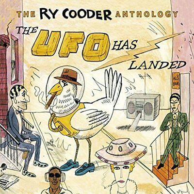 Ry Cooder-Anthology: The Ufo Has Landed CD NEW