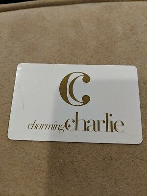 Charming Charlie Gift Card - $75