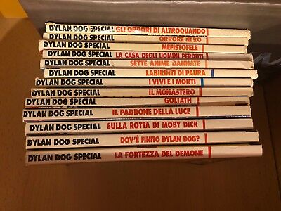 Dylan dog Lotto Serie Speciale