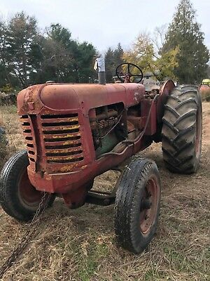 1953 Oliver 99 Diesel Rare Early Model