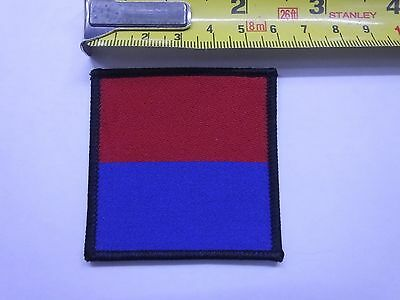 BRITISH ARMY Royal Artillery TRF, Sleeve Badge, Patch, Military, Tactical, Flash