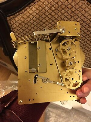 Vintage Hermle Clock Movement Parts