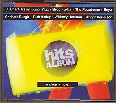 Various Artists - HITS 9 - The Hits Album - Various Artists CD MWVG The Cheap