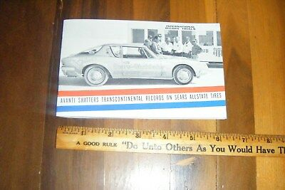 1964 Studebaker Full Line  Dealer Sales Brochure