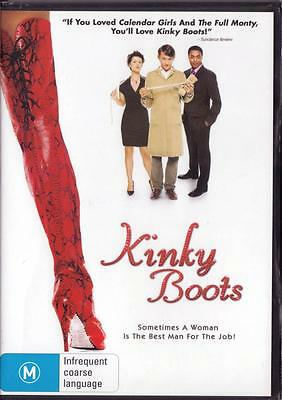 Kinky Boots - New & Sealed Region 4 Dvd Free Local Post