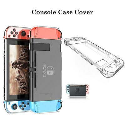 Carcasa Funda PC para NINTENDO SWITCH Ultrafina Protector Transparente 5 in 1