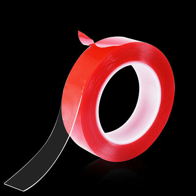 High Strength double sided adhesive Transparent Acrylic Foam vhb tape X20mm