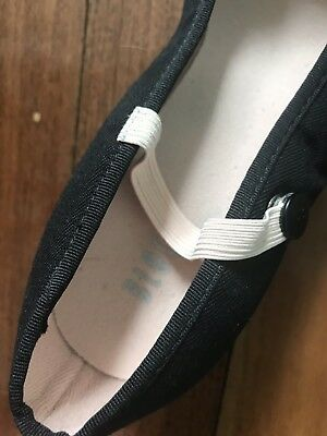 Bloch Character Shoes 7.5 Worn Once
