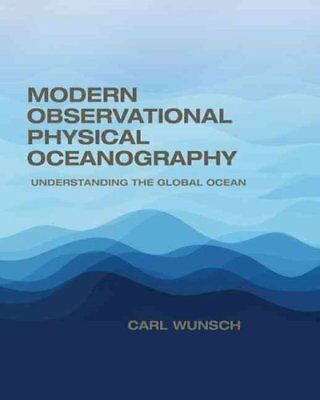Modern Observational Physical Oceanography Understanding the Gl... 9780691158822
