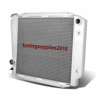 Chevy Aluminum Radiator 3 Rows for 1967-1980 68 69 70 71 72 73 74 75 76 77 GM