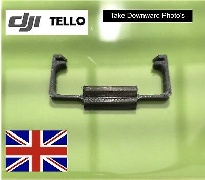 Dji Ryze Tello Mirror Clip / Mount For Downward Photos