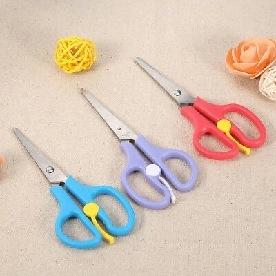 Multifunctional Scissors Stainless Steel Food Shears 3 Color Rustproof for Baby