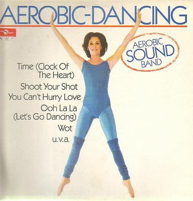 Aerobic Sound Band - Aerobic-Dancing (LP)