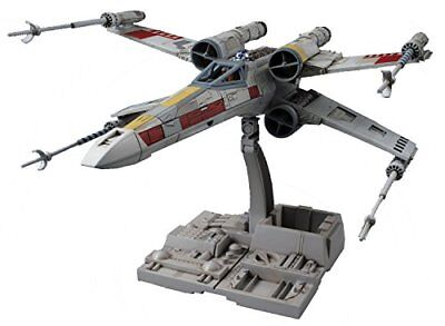 Star Wars X- wing starfighter 1/72 scale plastic model JP