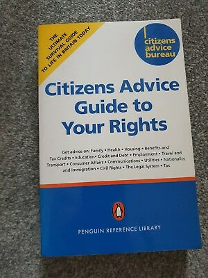 Citizens Advice Guide to Your Rights: Practical, Independent Advice by Citizens…
