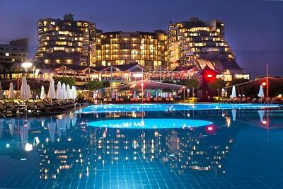 5* All Inclusive Holiday for 2 - Turkey (Hotel,Flights and Transfers) 26th Feb