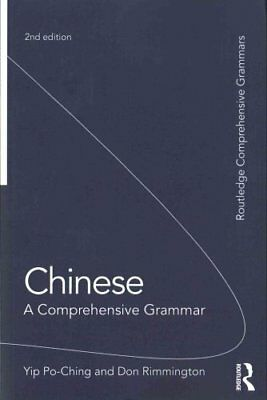 Chinese: A Comprehensive Grammar by Yip Po-Ching 9781138840164 (Paperback, 2015)