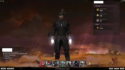 Guild Wars 2 Account / Path Of Fire / Extra E-Mail / 5 Legendarys