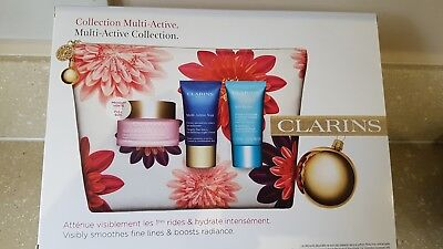 Clarins Multi Active Collection..gift set