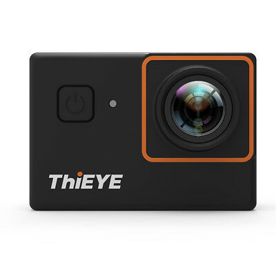 "Thieye I30+ 4K Uhd 12Mp Wifi 2"" Lcd 170° Wide Angle Action Sports Camera Dv X6P8"