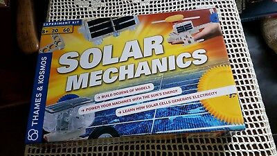 Thames and Kosmos Solar Mechanics Science Kit