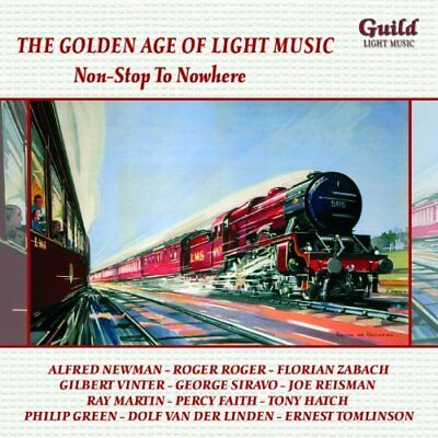 Various-Non-Stop To Nowhere CD NEW