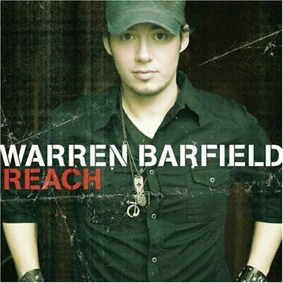 Warren Barfield - Reach - Warren Barfield CD 5YVG The Fast Free Shipping