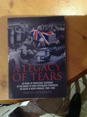 A Legacy Of Tears - UDR, RUC Murders In County Armag