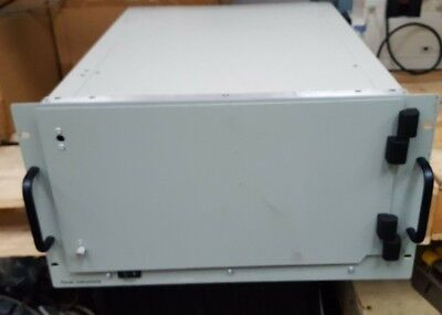 Racal Instruments 1284C Mainframe W/ Racal  1246C/d 4.7682 Opt 71 W/ National In