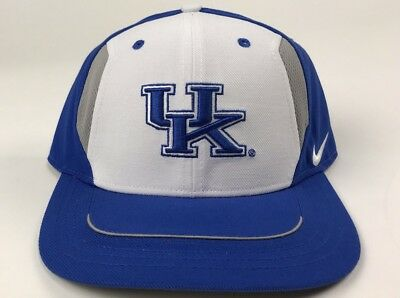 ec2275905b896 New Nike University of Kentucky Wildcats Legacy91 Dri-Fit Hat Baseball Cap  Adult