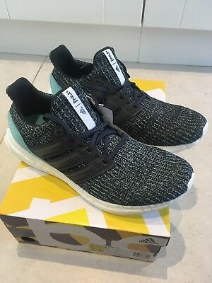 3816502fa0244 Adidas Ultraboost Parley UK 11 46 Recycled Sea Plastic🌎 Ultra Boost  Technology