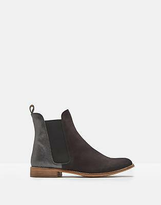 Joules Womens 125038 Premium Chelsea Boot in BLACK