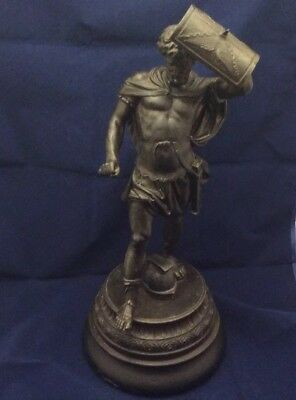 Heavy Neo Classical Bronze Statue - Late 19th Century