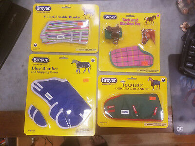 Lot of 12 Breyer accessories New and Sealed