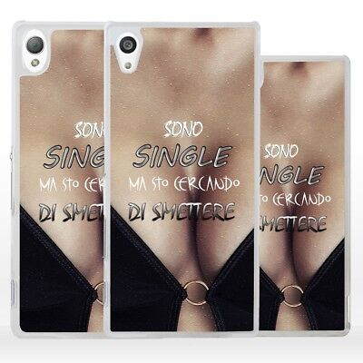 Geketto Store Cover per Sony Xperia uomo single