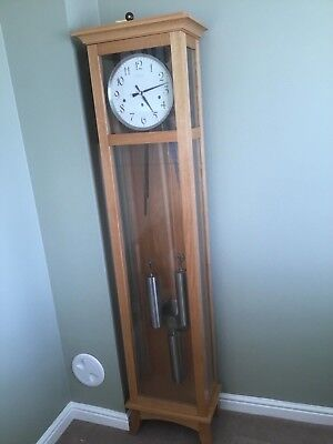 Comitti The Mackintosh Longcase Clock