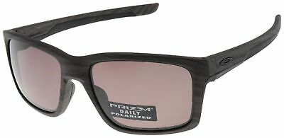 6bf81ee34d Oakley Mainlik OO9264-19 Woodgrain Collection Prizm Daily Polarized  Sunglasses